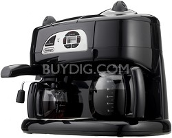 BCO120T Combination Coffee/Espresso Machine