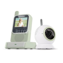 ClearVu Digital Video Baby Monitor with Color Changing Night Light (LV-TW301)