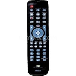 RCRN03BR 3 Device Partially Backlit Universal Remote