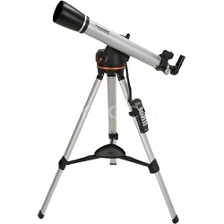 60LCM Computerized Telescope (Black)