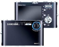 NV3 7.2.MP Digital Camera With 3x Optical Zoom