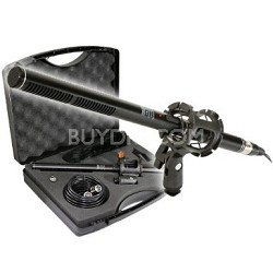 13-Piece Professional Video & Broadcast Unidirectional Condenser Microphone Kit