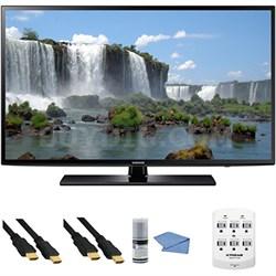 UN65J6200 - 65 inch Full HD 1080p 120hz Smart LED HDTV + Hookup Kit