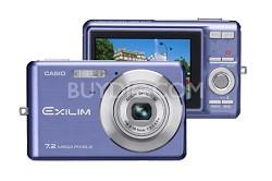 EXILIM EX-Z77 - 7.2MP Digital Zoom Camera (Blue)