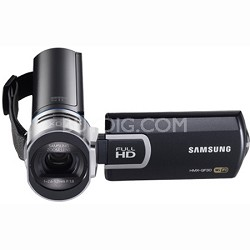 HMX-QF30 Full HD Camcorder with WiFi - Black