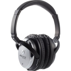 Sound Clarity Active Noise Canceling Headphones (Black)