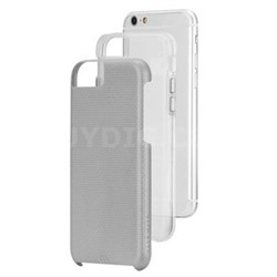 iPhone 6 Tough Case in Silver Clear - CM032168