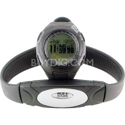 Advance Heart Rate Watch W/ 3D Walking/Running sensor