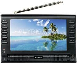 SRT902a 9 inch Portable LCD TV