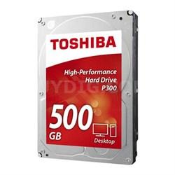 """500GB 3.5"""" SATA P300 Drive"""
