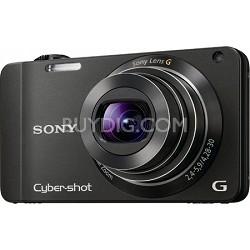 Cyber-shot DSC-WX10 Black Digital Camera - OPEN BOX