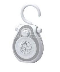 JWM-120 AM/FM Shower Radio