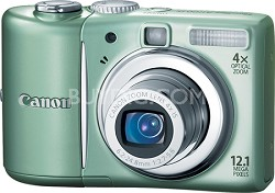 PowerShot A1100 12MP Digital Camera (Green)