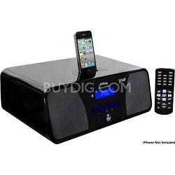 Home PHSCI20B iPod/iPhone Alarm Clock Radio - OPEN BOX