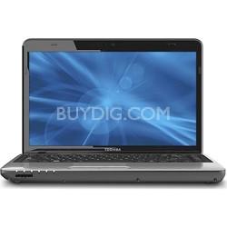 """Satellite 14.0"""" L745D-S4350 Notebook PC - AMD Dual-Core E-450 Accel. Proc."""