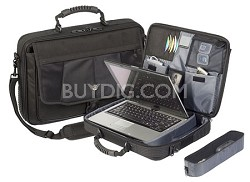 "15.4"" Standard Laptop Case w/Dome protection - Black"