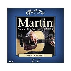 Acoustic Guitar String Set - Medium