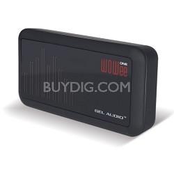 One Power Bass Portable Speaker (Black)