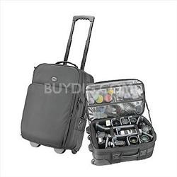 5552 Black SpeedRoller 2 Rolling Photo/Laptop Case (Black)