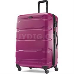 """Omni Hardside Luggage 28"""" Spinner - Radiant Pink (68310-0596)"""