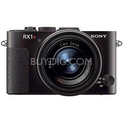 RX1R 24MP Cyber-Shot Full-frame 24.3MP Digital Camera - Black