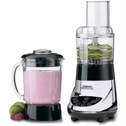 BFP-703CH SmartPower Duet Blender/Food Processor, Chrome - Refurbished