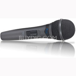 MKG66 - Wired Microphone with Digital Processing (Black)
