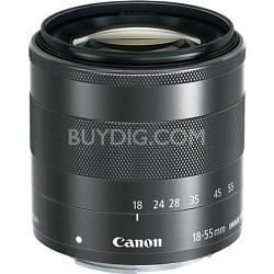 EF-M 18-55mm f3.5-5.6 IS STM Lens For EOS M Camera