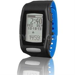 Zone C410 Heart Rate Monitor - Black/Blizzard Blue (LTK7C4102) - OPEN BOX
