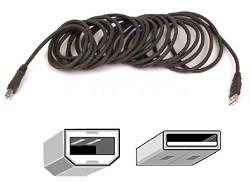 Hi-Speed USB 2.0 Cable, 10 ft.