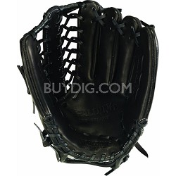 """Pro-Select Series 13"""" Six Finger Trap Fielding Glove - Right Hand Throw"""