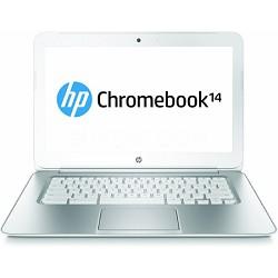 "14.0"" HD LED 14-q010DX Chromebook PC - Intel Celeron 2955U - Refurbished"