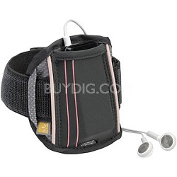 TSUA-1PINK - True Sport Universal Armband Case for MP3 Players (Black/Pink)
