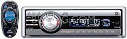 KD-G510 In-Dash CD Player w/ MP3 Playback, CD Changer & Satellite Controls
