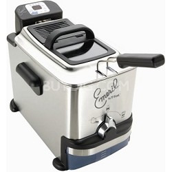 FR7009001 - Emeril 2.65-Pound/3.3-Liter Stainless Steel Digital Immersion Fryer