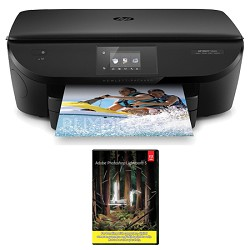 ENVY 5660 e-All-in-One Printer with Photoshop Lightroom 5 MAC/PC