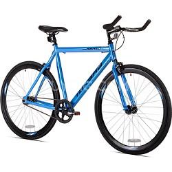 """Blue Renzo 22.5""""/56cm 700c Fixie Road Bike (32722)"""