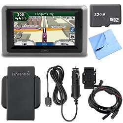 zumo 660 Motorcycle GPS With Lifetime Map Updates Deluxe Bundle