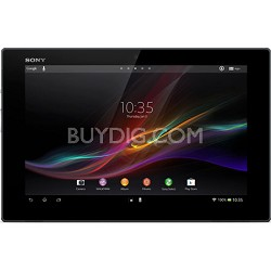 Xperia Tablet Z 10.1 inch 16GB, Black - OPEN BOX