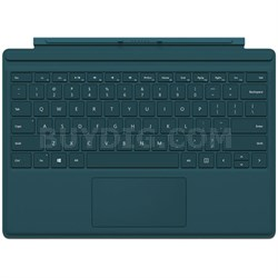 Surface Pro 4 Type Cover (Teal)