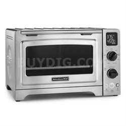 """12"""" Convection Bake Digital Countertop Oven in Stainless Steel - KCO273SS"""