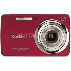 EasyShare M532 14MP Red Digital Camera