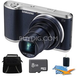 GC200 16.3MP 21x Opt Zoom Full HD 1920 x 1080 Galaxy Camera 2 Black Kit