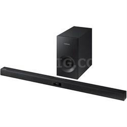 HW-J355  - 2.1 Channel 120 Watt Audio Soundbar with Bluetooth