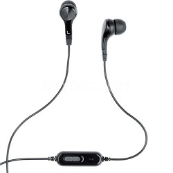 Noise Filtering Headset with in-line Microphone