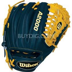 "A2000 RW23 R. Weeks Game Model Fielder Glove - Right Hand Throw - Size 11.25"""