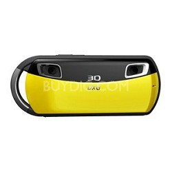 DXG USA 3D Camera and 3D Viewer Yellow