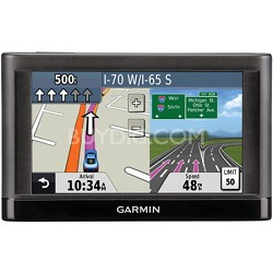 "nuvi 42 US 4.3"" GPS Navigation System Refurbished 1 Year Warranty"