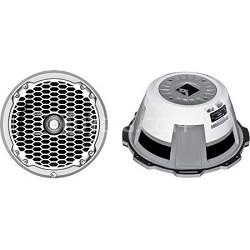 "8"" Marine Grade Coax/Component Speaker-White 100w RMS/200w Peak"