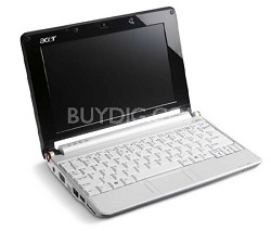 Aspire one  8.9-inch Netbook PC - White (AOA150-1505)